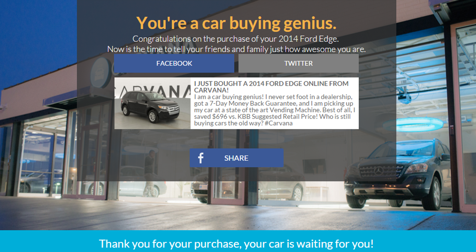 I bought a car online in under 20 minutes – The Passionate Saver